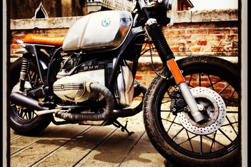 BMW R 100 Home-made