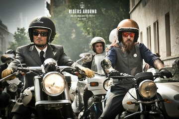 The Distinguished Gentleman's Ride II