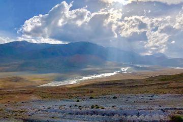 Sterrati in Pamir!