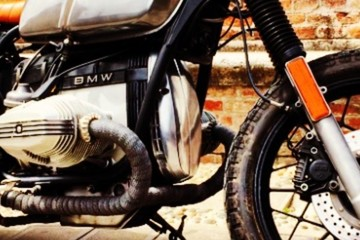 BMW R 100 Special Home-made