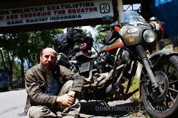 Scoprendo l' Asia con una Harley Davidson